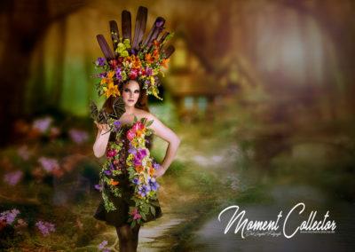 Projekt – Blumenmädchen