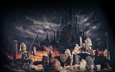Projekt Lego Die Raubritter