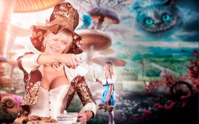 Projekt – Alice im Wunderland